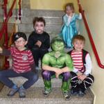 Bunter Fasching im Kindergarten