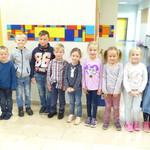 Wir begrüßen die neuen Schulkinder