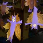 Kreativ begrüßen wir den Herbst